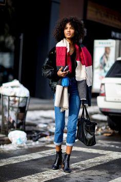 Romee Strijd... - Street Style