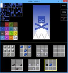 minecraft banner design maker - Google Search