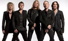 Def Leppard with Styx and Tesla plus 3 nights at Westgate Lakes Resort
