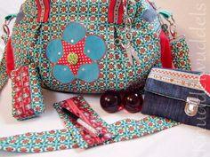 Kugeltasche Taschenspieler II von Farbenmix