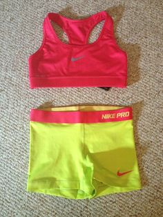 I'd workout just for the clothes!