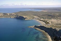 Bahía de Puerto Pirámides - Peninsula de Valdez