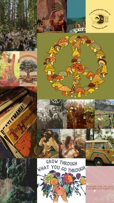 Hippie Aesthetic Wallpaper