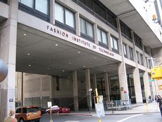 My absolute dream school! Will be applying in less than a year 0.0 Fashion Institute of Technology! <3