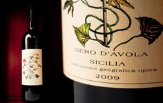 Nero d'Avola...our main beverage while in Sicily :)