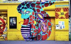 Amsterdam #streetart jesusisonthebeach.tumblr.com