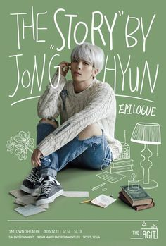 SHINee's Jonghyun announces his encore concert! | allkpop