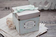 Baby Box Glückwunschkarten Geschenk in San Gallo acquistare Elephant Template, Scrapbook Box, Scrapbooking, Origami Gift Box, Envelope Box, St Gallen, Exploding Boxes, Marianne Design, Congratulations Card