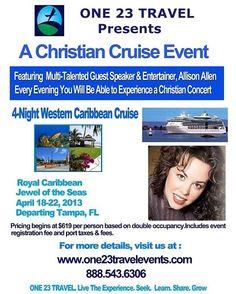 Christian Cruise Event