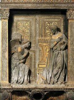 Annunciation Donatello