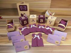 Babytisch Dekoration von Laura