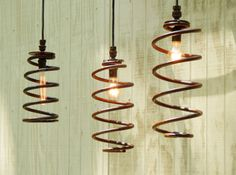Hey, I found this really awesome Etsy listing at https://www.etsy.com/listing/246505867/spring-lights-hanging-industrial-pendant