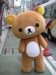 Kawaii Rilakkuma! #so #kawaii