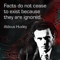 Aldous Huxley - http://dailyatheistquote.com/atheist-quotes/2013/02/27/aldous-huxley/