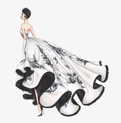 Fashion Illustration Design Sabrina by frozen-winter-prince on deviantART - Moda Fashion, Trendy Fashion, Fashion Art, Dress Fashion, Winter Fashion, Fashion Outfits, Fashion Design Drawings, Fashion Sketches, Drawing Fashion