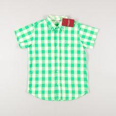 Camisa de cuadros de niño marca Neck & Neck