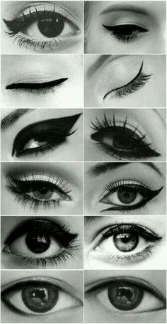 what to do with liquid eyeliner