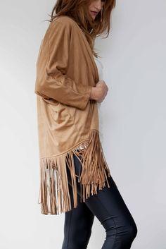 #winteroutfit #fashion #tendencia #invierno #flecos
