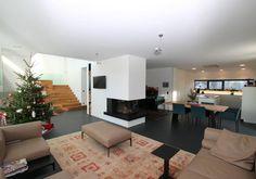 Splitlevelhaus : Moderne Häuser von Udo Ziegler | Architekten