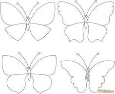 Butterflies Chandelier. pt 2 pattern