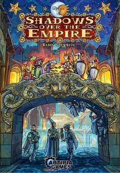 Shadows over the Empire | Image | BoardGameGeek