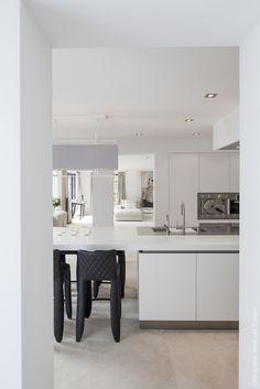 Client: Culimaat High End Kitchen ©Photography René van Dongen