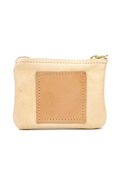 Stick this cute zip pouch in your purse to keep your small items in order.