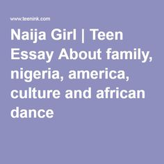 Tribal african music essay