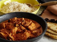 Chicken Tikka Masala | This easy chicken tikka masala recipe features a slightly spicy tomato cream sauce, just like the Indian restaurant staple - but with really juicy chicken.