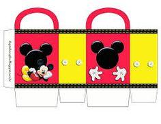 Resultado de imagen para bolsas mickey mouse