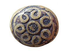 """""""Mandala"""", pedra gravada en relleu"""