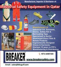 Safety Equipment Manufacturer Suppliers in Qatar