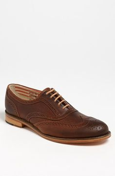 J SHOES 'Charlie' Wingtip available at #Nordstrom