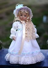 """""""My Dream Gown""""Regency Dress,Outfit for 13""""Effner Little Darling -Lumi"""