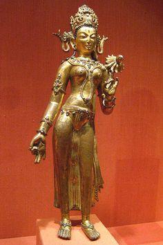 Metropolitan Museum of Art - Standing Tara
