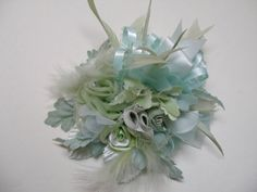 Icy MINT Sage Seafoam Green Mist Shades of Green by HareBizBows, $19.99