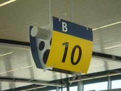 Hanging sign