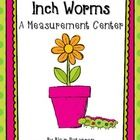 Free-Help your students practice standard and non-standard measurement with this fun freebie!  Students can use either standard rulers or the inch worm ...
