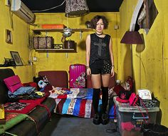 No Place Like Home: What Single Women's Bedrooms Look Like All Over the World. Marie Claire photographed single women around the world—from a hipster in China to a hip-hop aficionado in Greece—in their bedrooms. See how their private spaces reflect their personal style and passions. Photographs by River Boom.