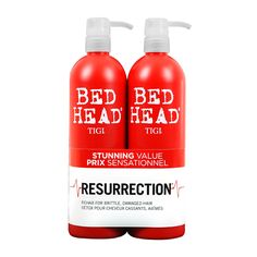 TIGI Bed Head Urban Antidotes Resurrection Shampoo