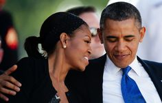 """Michelle Obama sat down with Entertainment Tonight for an interview after Monday's Easter Egg Hunt, and Rocsi Diaz asks the question that's been on America's mind for quite some time now: What's it like to be married to a presidential sex symbol?  FLOTUS doesn't bat an eyelash. She agrees immediately, adding: """"He's got a little swag."""" We can't say we disagree. The first lady adds, """"That's OK, I'm proud of him. He's stylish... A man who is healthy, and he's smart, and he's passionate, and…"""