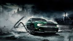 Cool Ford Mustang Shelby GT500 Supersnake HD Wallpaper