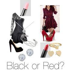 Black or Red? Redo