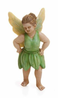 """This Sassy Fairy will just make you smile.Approximately 3"""" tall.  http://www.burgeandcompany.com"""