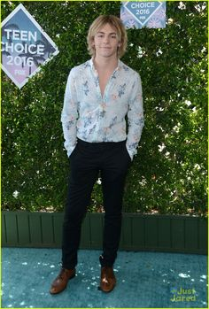 Ross Lynch at the Teen Choice Awards 2016