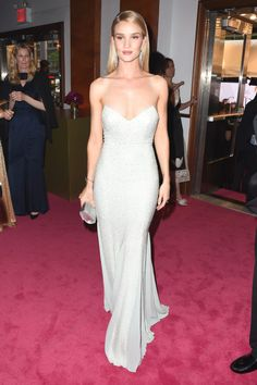 Rosie Huntington-Whiteley in Michael Kors Collection