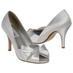 Women's Dyeables Liv White Shoes.com