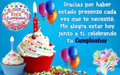 😁😊🎊🎉🎈Mensajes de Feliz Cumpleaños para Compartir😁😊🎊🎉🎈 | Tarjetitas Happy Birthday Wishes Song, Happy Birthday Frame, Happy Birthday Wallpaper, Happy Birthday Video, Happy Birthday Friend, Happy Birthday Pictures, Birthday Frames, Happy Birthday Messages, Happy Birthday Greetings