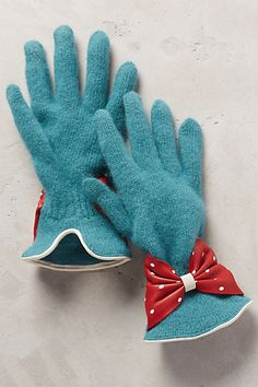Ferry Road Gloves - anthropologie.com #anthrofave