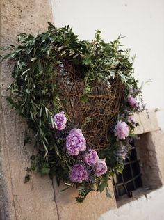 Decoración de boda · Flores {Foto, Noemi Jariod}